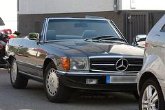 Mercedes 380 SL Cabrio
