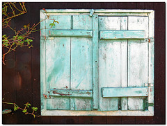 Fenster | Blendläden