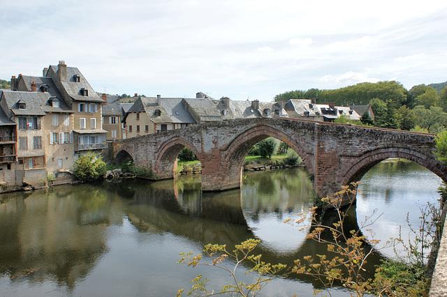Pont des Pélérins, de St Jacques de Compostelle