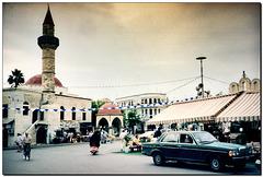 Yivli-Minare-Moschee