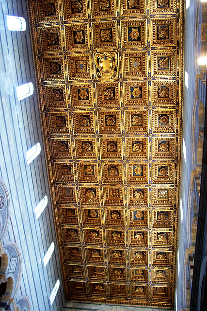 IT - Pisa - Decke des Duomo