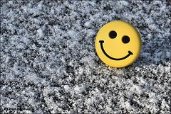 Smile - It's Snowing ...