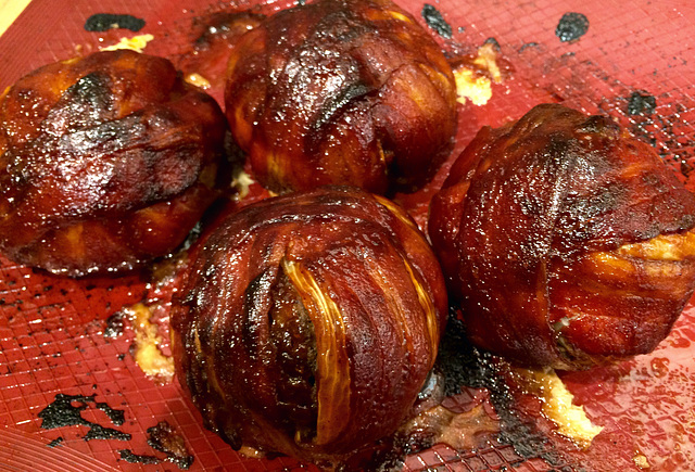 Bacon Onion Bombs