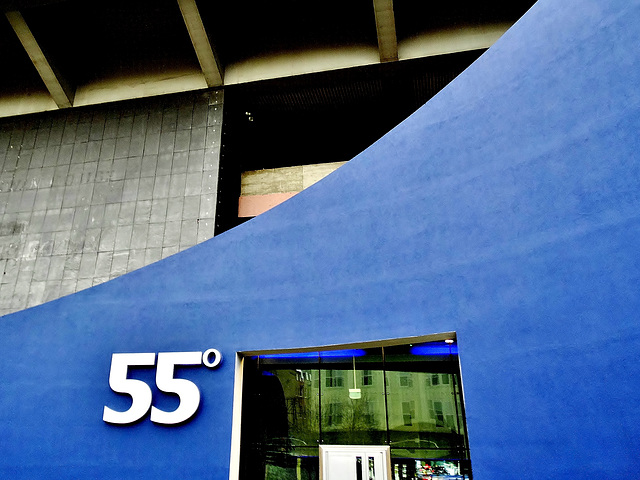 55 Degrees North Building. Newcastle