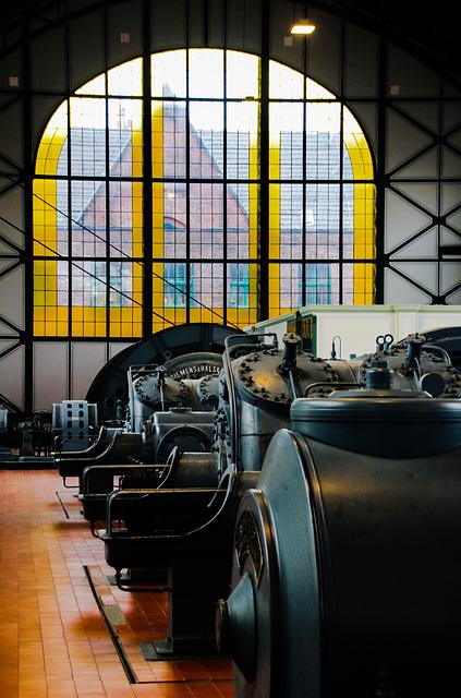 Dortmund - Zeche Zollern - Maschinenhalle