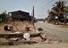 Ferraille de coin de rue / Street corner scrap  (Laos)
