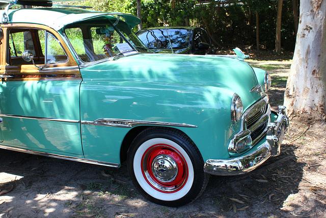 1950 Tin Woody
