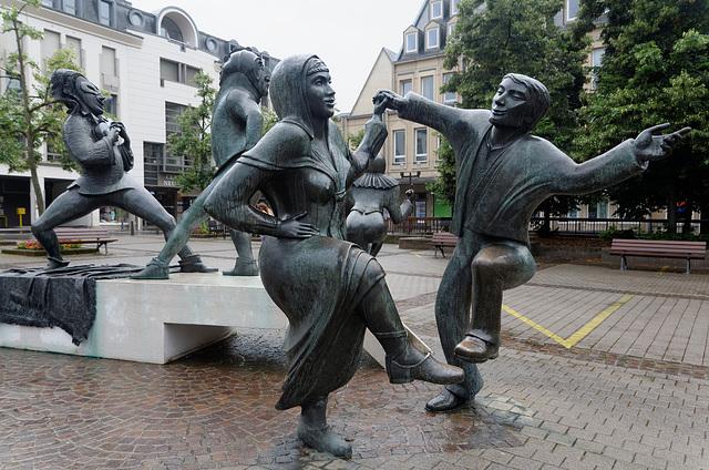 """""""La danse"""" (Bénédicte Weis)"""