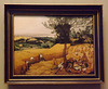 The Harvesters by Brueghel in the Metropolitan Museum of Art, February 2014