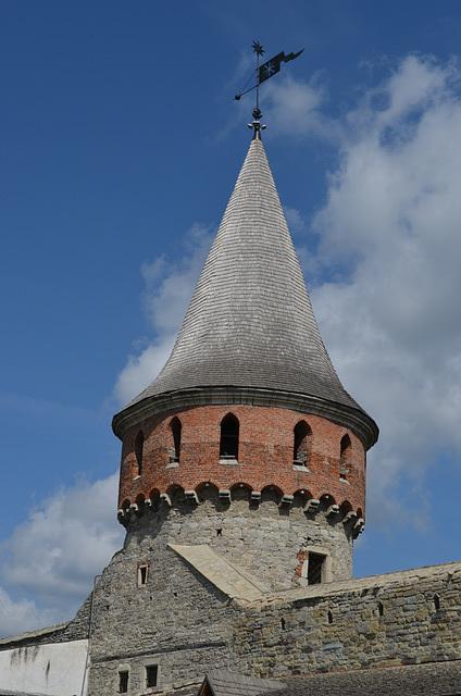 Каменец-Подольская Крепость, Лянцкоронская Башня / The Kamenets-Podolsky Fortress, The Liantscoronska Tower