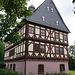 Seitenansicht des Schlosses Gieboldehausen