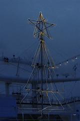 Schiffsweihnacht im Hohen Norden