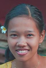 Bali girl Gek Adii