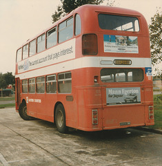 Eastern Counties RAH 269W - 2 Oct 1983