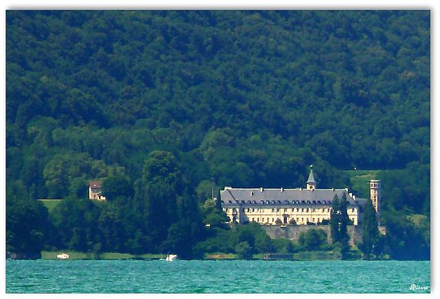 Abbaye d' Hautecombe Savoie