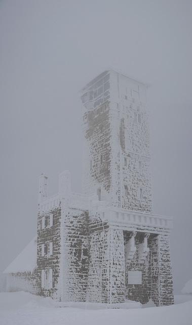 Der Turm im Sturm...