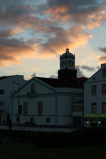 Sunset, Ponta Delgada, São Miguel