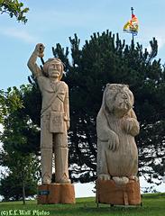 Koluskap and Beaver