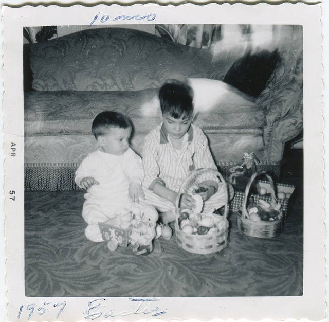 1957 Easter