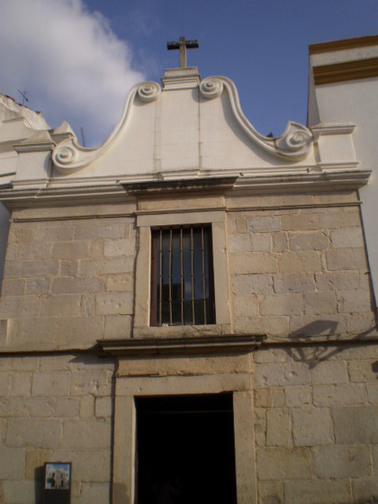 Chapel of Our Lady of Conception (17th century).