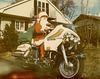 Santa Claus and His Harley