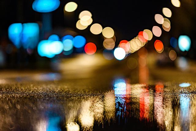 Rainy night (14.12.2019)