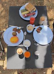 Homestory - Frühstück