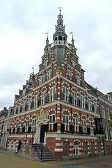 Nederland - Franeker, stadhuis