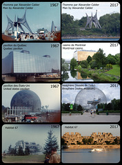 Expo 67,  50 ans plus tard / 50 years later