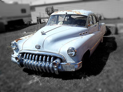 1949 Buick Special Dynaflow