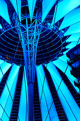 Berlin. Sony-Center. 201510