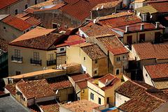 Die Dächer von Cefalu