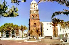 Teguise, Iglesia Nuestra Señora de Guadalupe. ©UdoSm
