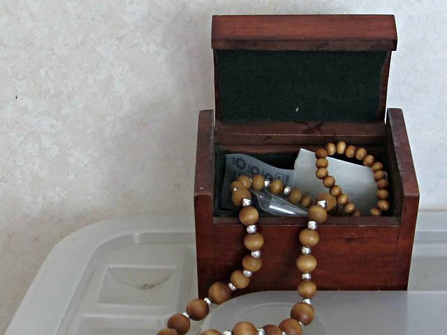 Box and Beads
