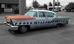 1957 Lincoln Landau