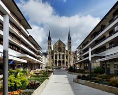 Reims - Basilique Saint-Remi