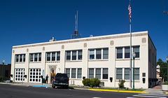 Gunnison, CO Municipal Building (# 0230)
