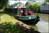 canal boat guitarist