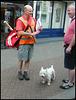 Cheshire postman