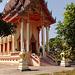 Temple et ombres