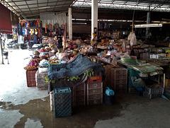 Marché / Market  (Laos)