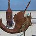 20140912 5253VRAw [NL] Skulptur, Terschelling