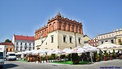 Marktplatz in Tarnow