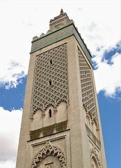 Grande Mosquee, Paris