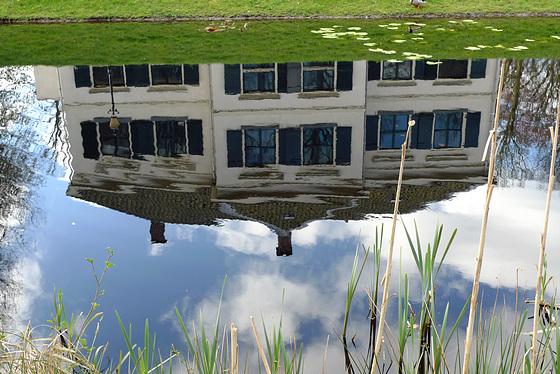 Nederland - Bergen, Het Hof