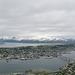 Norway, The City of Tromsø on the Island of Tromsøya