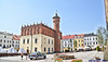 Rathaus in Tarnow,Polen