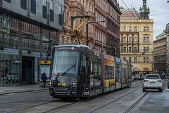 Škoda-Straßenbahn