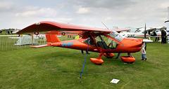 Aeroprakt A32 Vixxen G-VIXY
