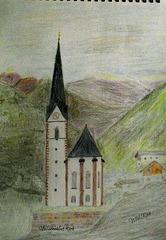 Heiligenblut Kirk